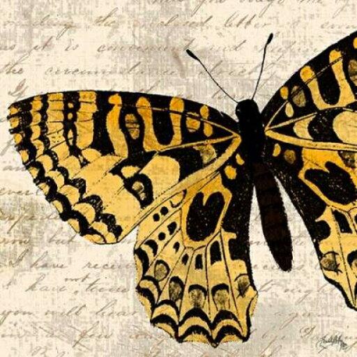 Golden Dreams I Poster Print by Elizabeth Medley (12 x 12) 04181463abdea5187699ff918f1ad3b6