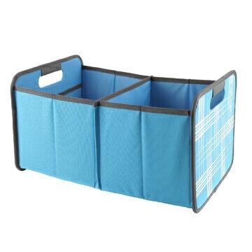 可收納儲物盒 二格 / 兩色可選 1
