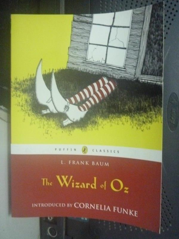 【書寶二手書T6/原文小說_LGL】The Wizard of Oz_L. Frank Baum