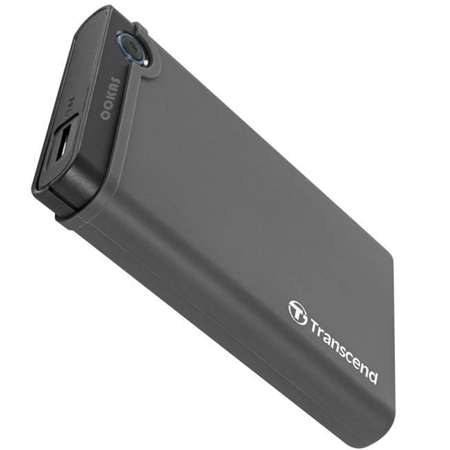 Transcend 創見 行動硬碟 外接盒 2.5吋 軍規防震 SSD/HDD升級套件組 25CK3