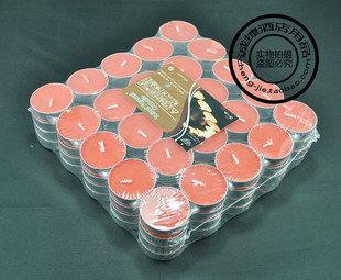 無煙蠟燭喜慶蠟燭杯燭暖茶 可燃燒約4-5小時 100粒裝