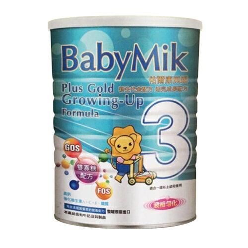 貝親幼兒成長奶粉 900g [買6送1]【合康連鎖藥局】