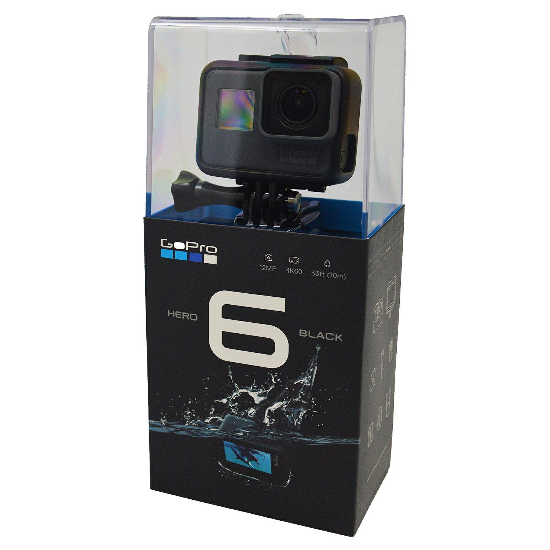 GoPro HERO6 4K Black Video Action Camera CHDHX-601 2