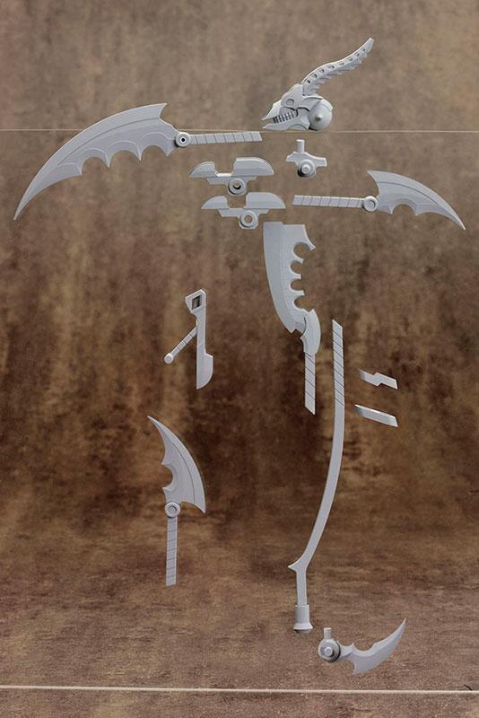 ◆時光殺手玩具館◆ 現貨 組裝模型 模型 壽屋 MSG HW07 重武裝零件 骨鐮