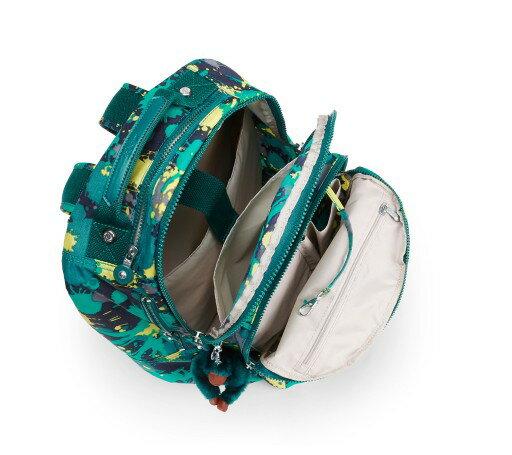 OUTLET代購【KIPLING】時尚經典Seoul旅行袋 斜揹包 肩揹包 後揹包 潑墨 2