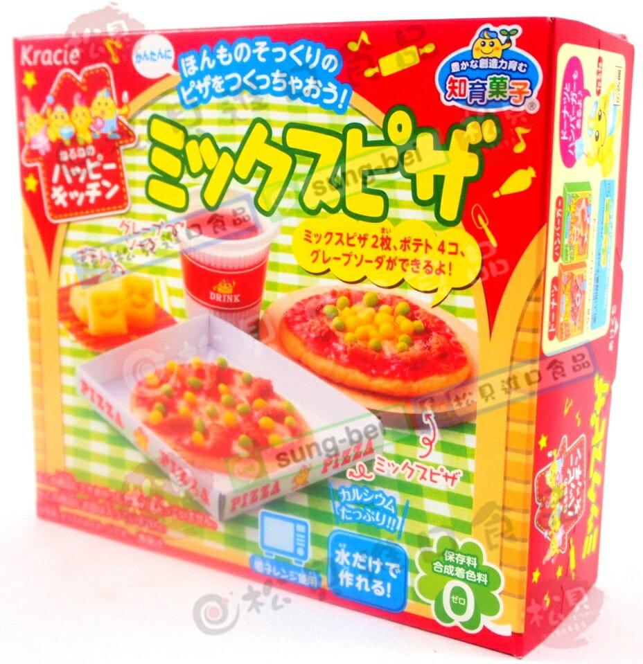 知育果子創意DIY手做披薩30g【4901551354863】
