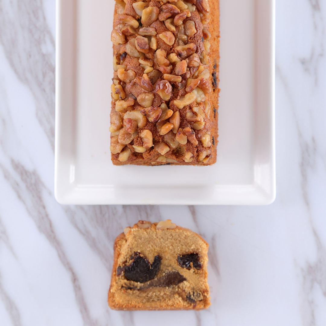 窯焙桂圓Pound Cake-詩人假期磅蛋糕[不二緻果 原高雄不二家]港都80年老店 1