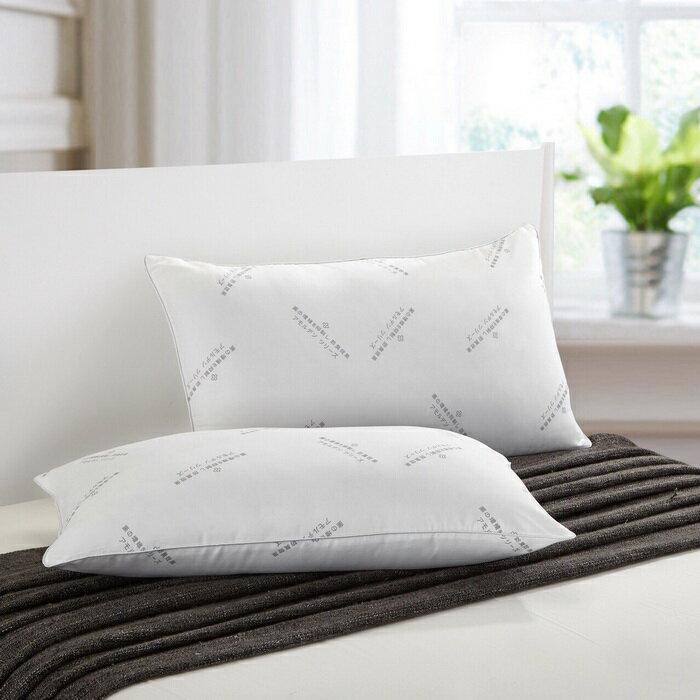 【台灣製造】大和防蟎抗菌枕(二入) 舒眠 抑菌 防蟎 透氣  ✤朵拉伊露✤ 0