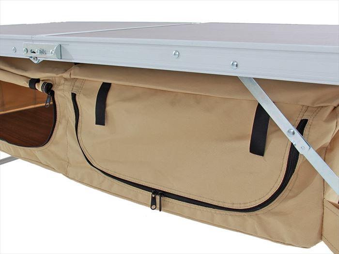 日本 DOPPELGANGER /  DOD營舞者  /  多功能置物架  收納餐桌  /  TB5-110T  /  4589946133882。日本必買 日本樂天直送 (9800) /  件件含運 6