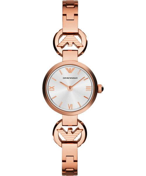 EMPORIO ARMANI/AR1776俏美麗人時尚腕錶/白面28mm