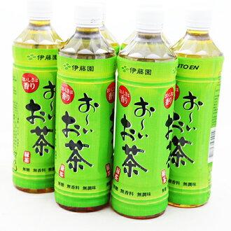 【敵富朗超巿】伊藤園綠茶(530mlX6入)
