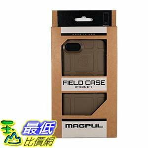 [106美國直購] Magpul Industries MAG845-FDE 手機殼 Apple iPhone 7 [4.7吋] Field Case Cover 保護殼