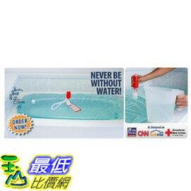 [美國直購]家用緊急儲水袋WaterBOB(可放浴缸中)waterBOBEmergencyDrinkingWaterStorage_TA1$1888