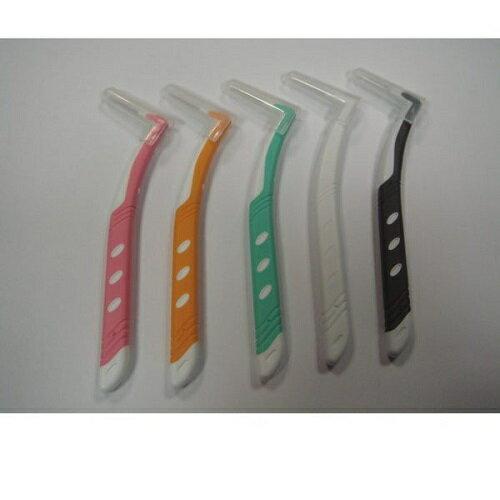 伍駒 牙間刷L型 10入/包 (0.7/0.8/1.0/1.2/1.5mm) 附蓋