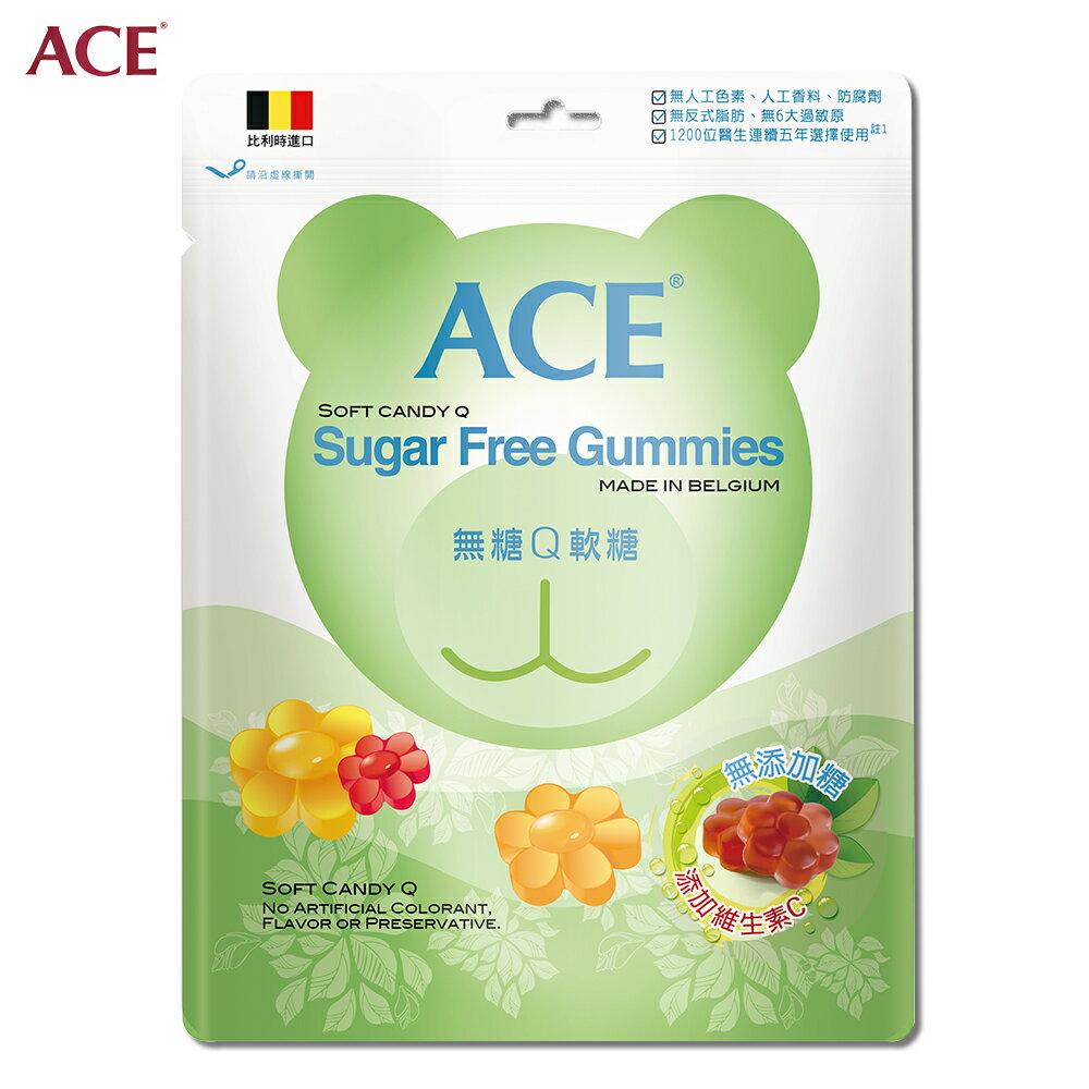ACE 無糖Q軟糖量販包 240g