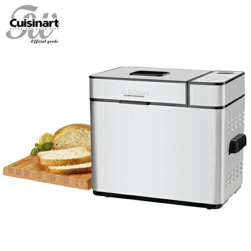 【Cuisinart 美膳雅】全自動製麵包機CBK-100【三井3C】