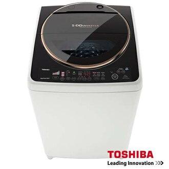 TOSHIBA 東芝 16公斤 SDD 直立式變頻洗衣機 AW-DME16WAG ★神奇去污鍍膜洗衣槽 , 2015年新品上市!