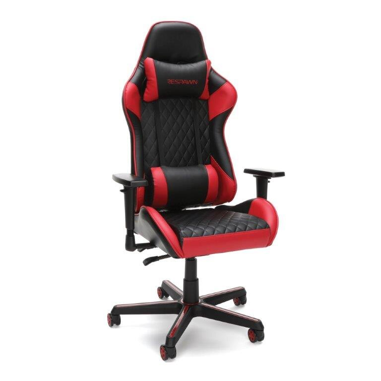 RESPAWN Racing Style Gaming Chair - Reclining Ergonomic Leather Chair, Office or Gaming Chair (RSP-100) 6