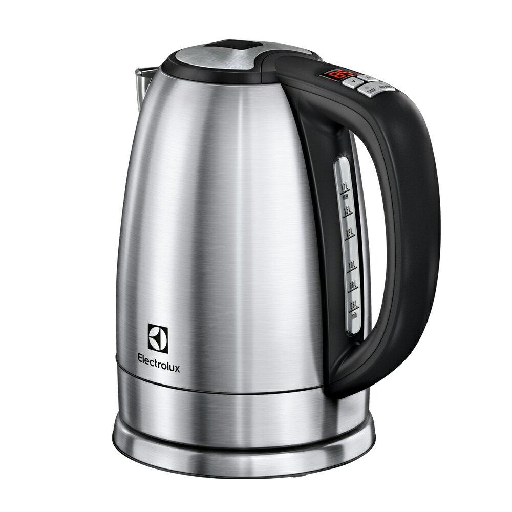 Electrolux 伊萊克斯 EEK7700S 1.7L智慧溫控電茶壺 快煮壺