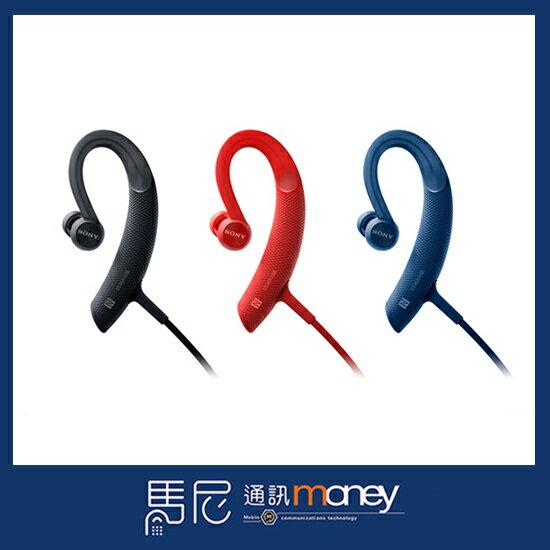 馬尼行動通訊:SONYMDR-XB80BS運動藍牙入耳式耳機原廠耳機藍芽耳機運動耳機頸掛式耳機耳掛式耳機【馬尼通訊】