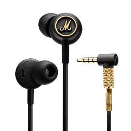 志達電子 MODEEQ Marshall 英國設計 MODE EQ 耳道式耳機 低音控制 線控 麥克風 For Androdi Apple