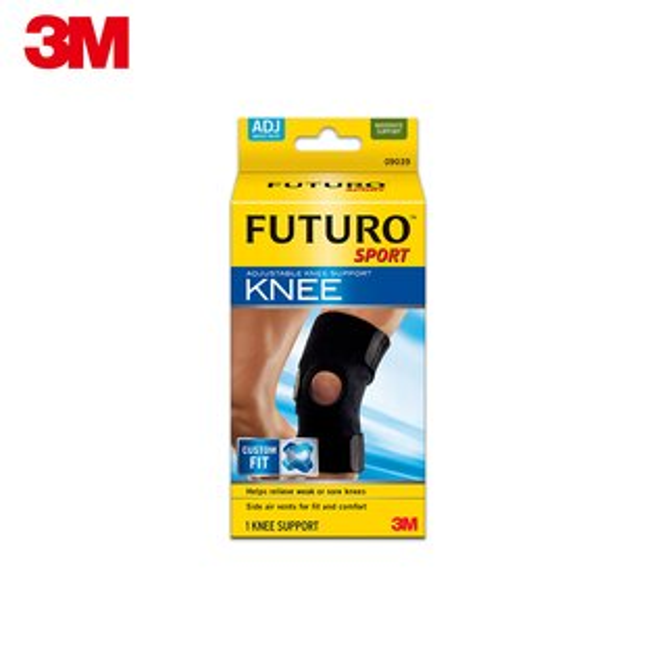 3M寢具家電mall:【3M】FUTURO可調式運動型護膝