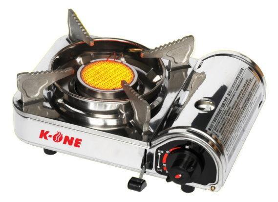 卡旺 遠紅外線不鏽鋼 mini卡式爐 K1-188S