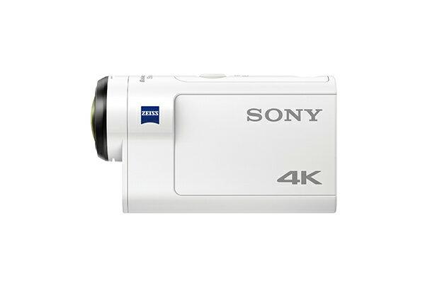108/8/11前贈攜帶盒+原電(共兩顆)+16G高速卡+清潔組 SONY FDR-X3000 運動攝影機 公司貨