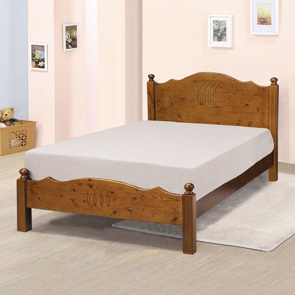 床架/床台/床組/單人床/木床架/床組/房間組/臥室【Yostyle】桑妮床架組-單人3.5尺(不含床墊)