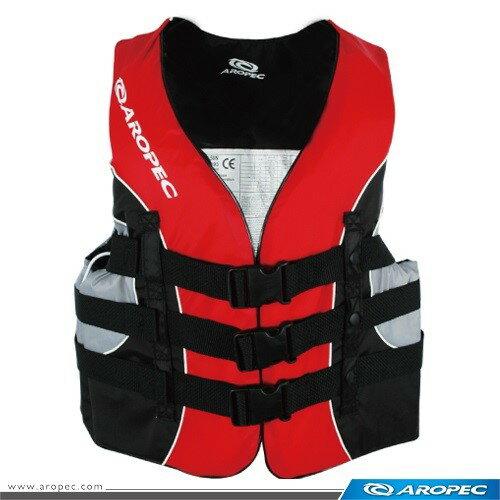 【【蘋果戶外】】AROPECAVT-N004-1M-CE成人用Nylon救生衣百分百台灣監製品質保證
