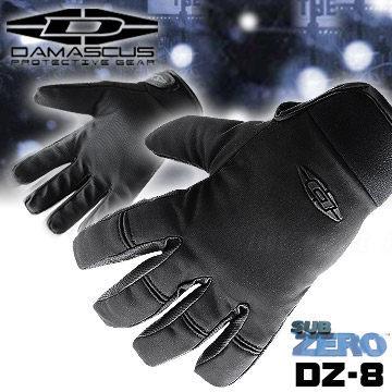 DAMASCUS先進四季手套#DZ-8黑色【AH42028】i-Style居家生活