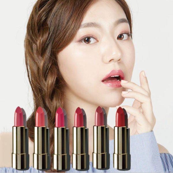 韓國RiRe奢華晶燦顯色唇膏(3.5g)多款可選【櫻桃飾品】【22749】