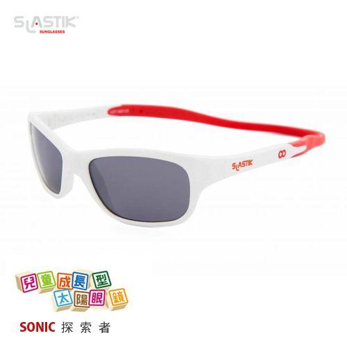 ├登山樂┤西班牙SLASTIKSONIC兒童成長型太陽眼鏡-RedFlake#SL-SN-007