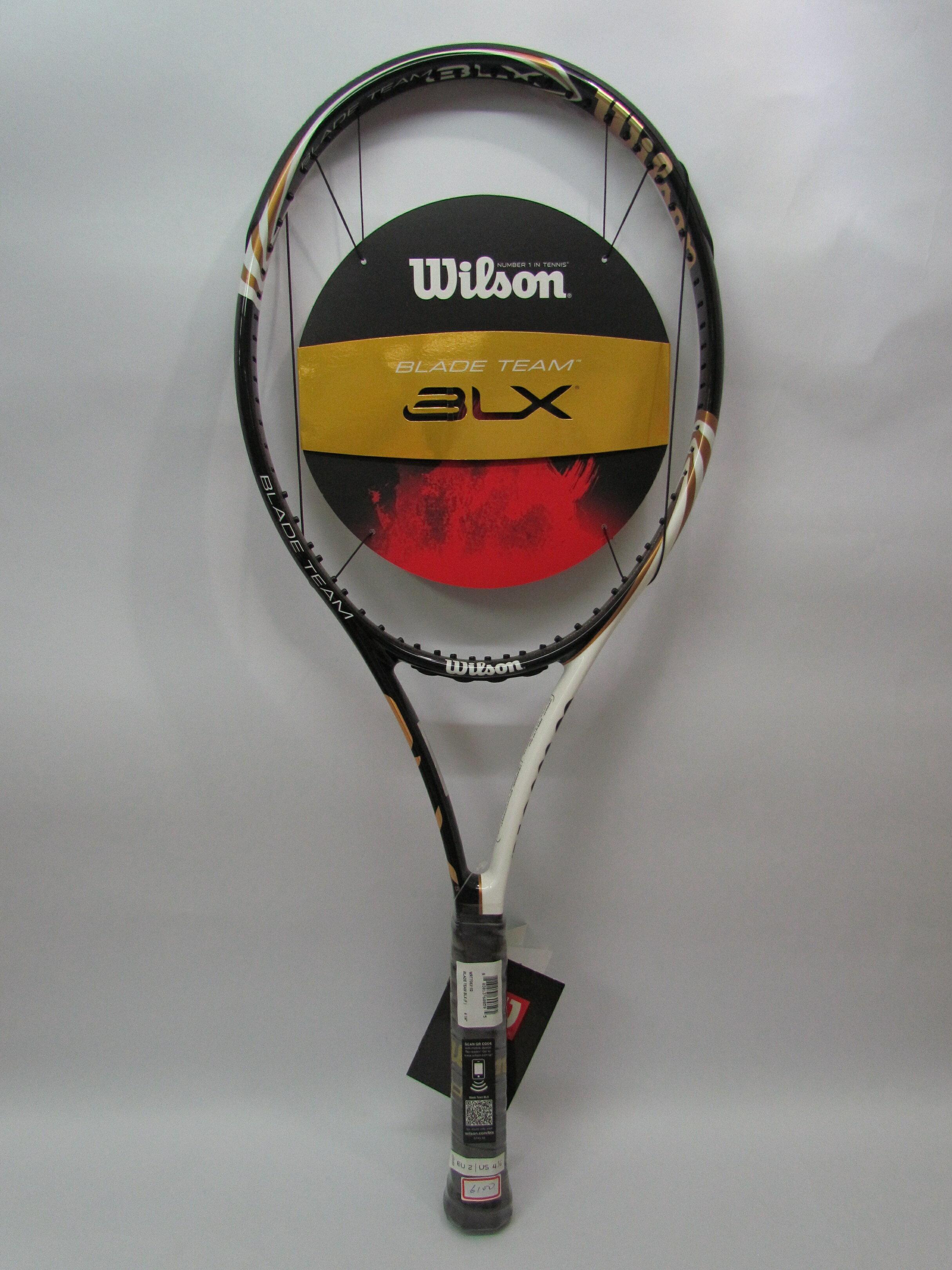 Wilson專業網球拍 Blade Team BLX