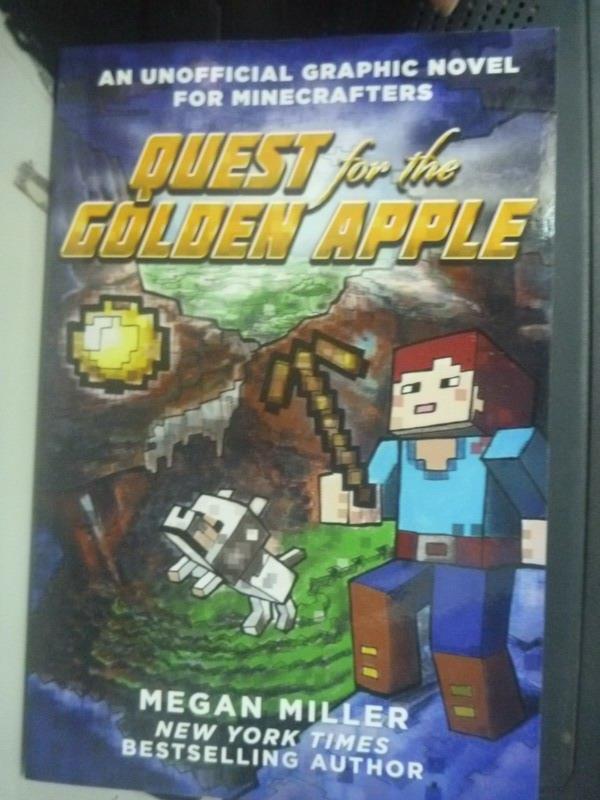~書寶 書T9/原文小說_WDV~Quest for the Golden Apple: