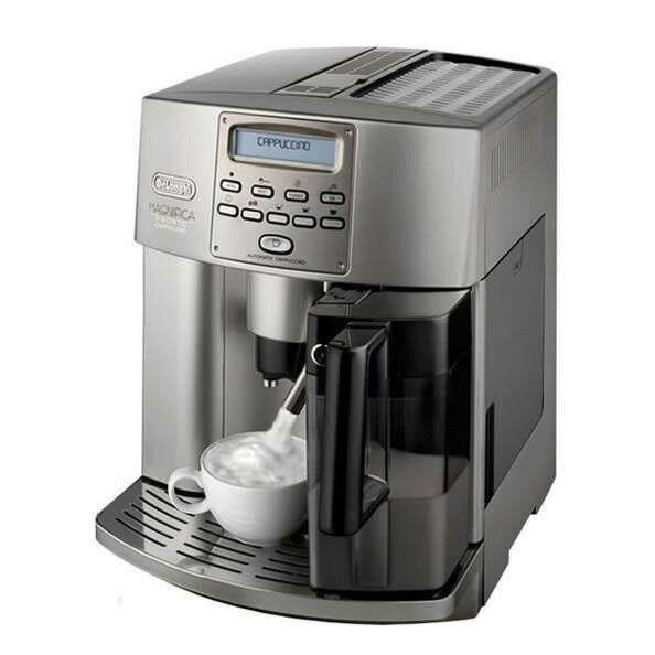 迪朗奇 Delonghi 雙鍋 全自動咖啡機 ESAM3500
