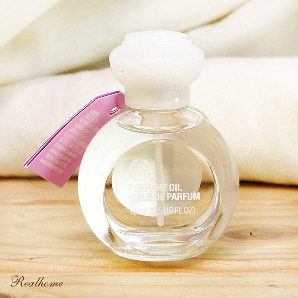 *Realhome* THE BODY SHOP~摩洛哥玫瑰 香油 15ml~(加入身體乳等中味道更香ㄋ)