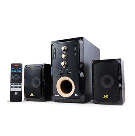 JS淇譽JY30832.1聲道全木質多媒體喇叭多媒體喇叭電腦喇叭音響音箱電腦喇叭【迪特軍】