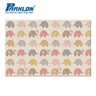 【APP會員領卷再折100元+點數10倍送】Parklon韓國帕龍 無毒遊戲地墊Hi Living-大象地墊