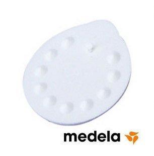 瑞士製~正宗原廠美樂medela 吸乳器配件 小白墊 白色墊片