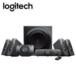 【logitech 羅技】Z906 環繞音效音箱系統 【限量送束口收納袋】【三井3C】