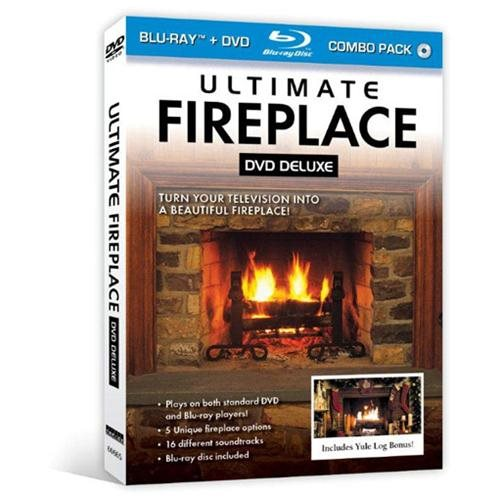 Ultimate Fireplace Deluxe (DVD + Blu-ray bonus disc) 0