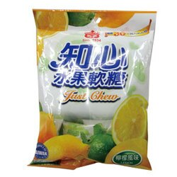 義美 知心水果軟糖 檸檬風味 100g