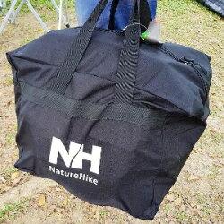 美麗大街【S106111605】NH黑色大型ˊ裝備袋 物品收納袋