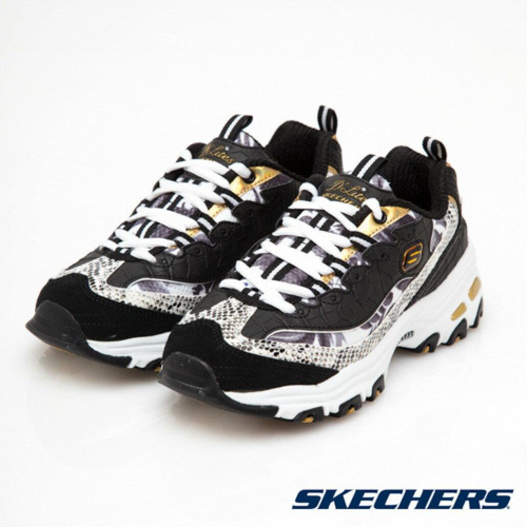[ALPHA] SKECHERS D-LITES 11918BWGD 女鞋 DAD SHOE 老爹鞋