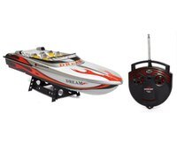 RC Boat Extremely Fast High Speed Remote Control Boat from DreamZ