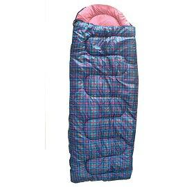 [ JIA LORNG 嘉隆 ] 配色保暖睡袋 / 法蘭絨睡袋 / 1kg中空纖維 / 內裡法蘭絨布 / BD-013
