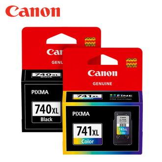 CANON PG-740XL+CL-741XL墨水組【三井3C】