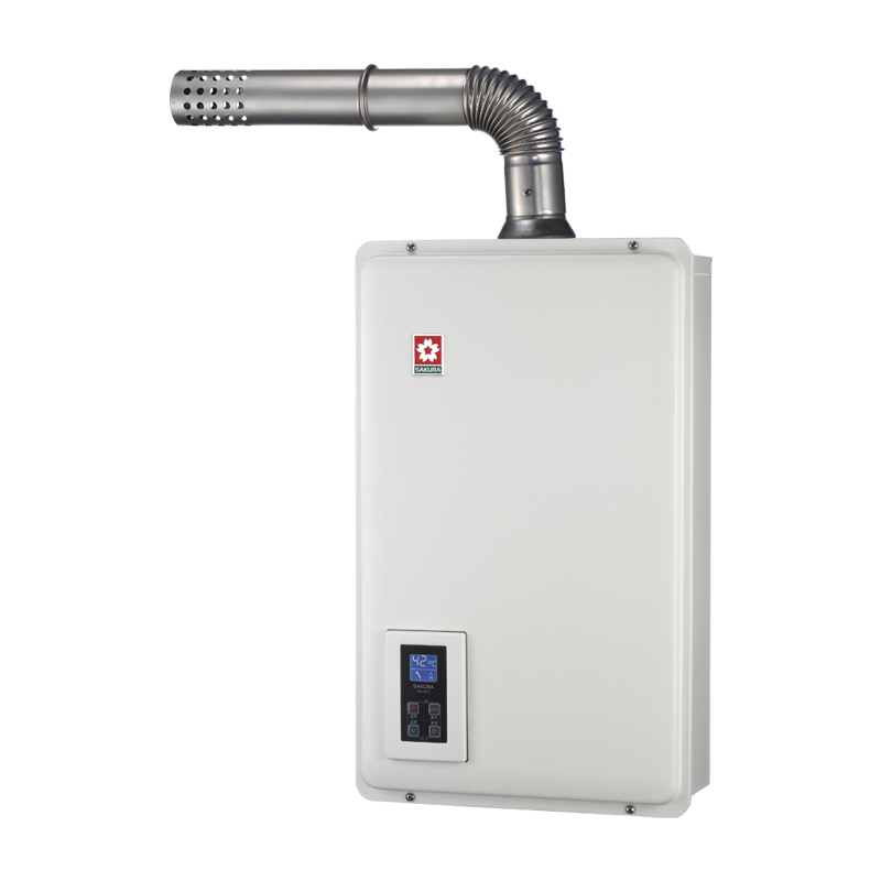 櫻花牌SH1670F 16L智能恆溫熱水器