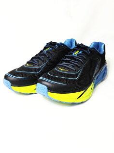 HOKAONEONE✔送獎牌盒★NAPALI男鞋路跑鞋(黑藍黃)HO1091609AT【胖媛的店】